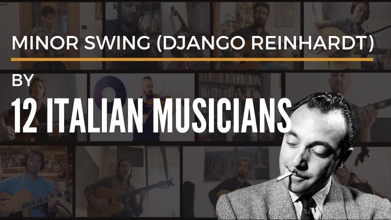Minor Swing by 12 Italian Musicians