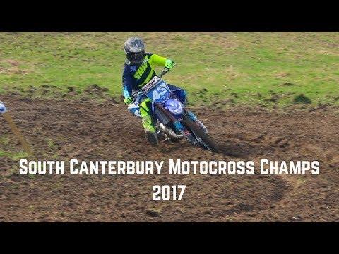 South Canterbury Motocross Champs 2017