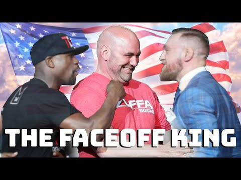 Dana White - The King of Faceoffs