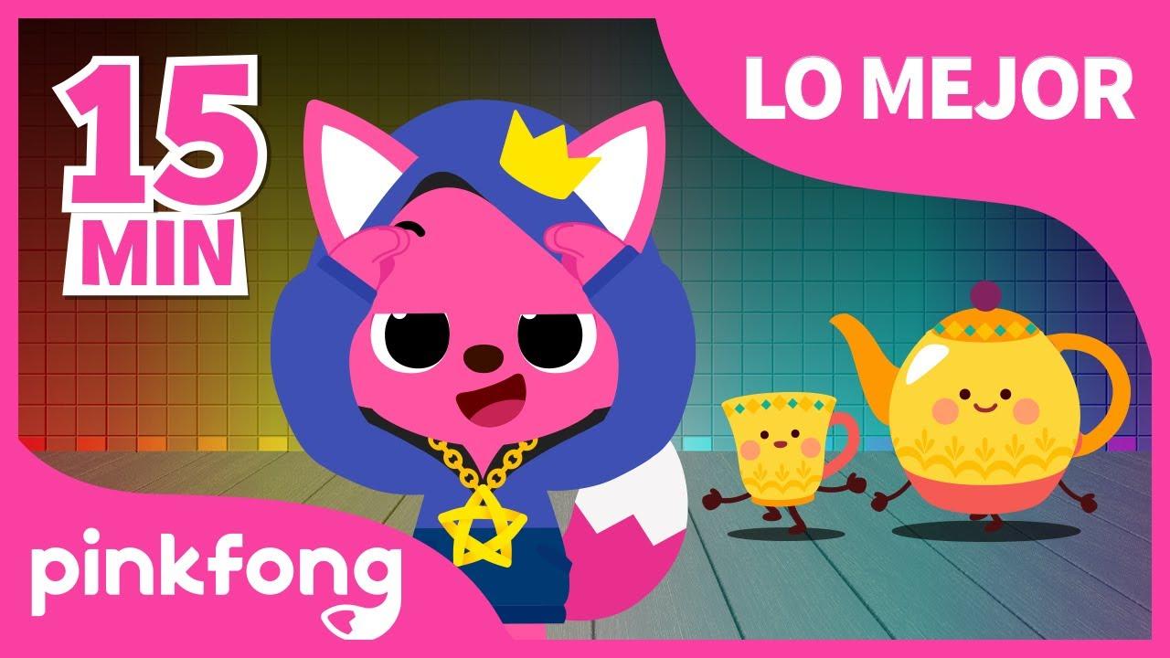 Soy una Taza y más canciones para niños | Música Infantil | +Recopilación | Pinkfong Canciones
