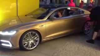 видео Volkswagen C Coupe Gte
