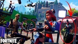 FORTNITE-SKIN OF THE FILMING AND ALL ABOUT THE SEASON 4