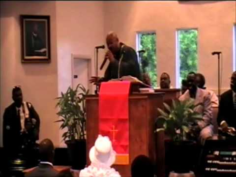 Pastor Aaron Jackson, Deacon Ordination 2010 pt 2