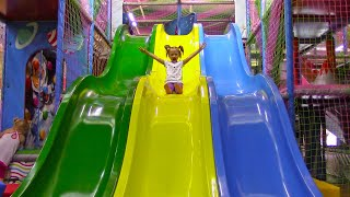 Outdoor Playground Family Fun Play Area for kids | Entertainment for Children