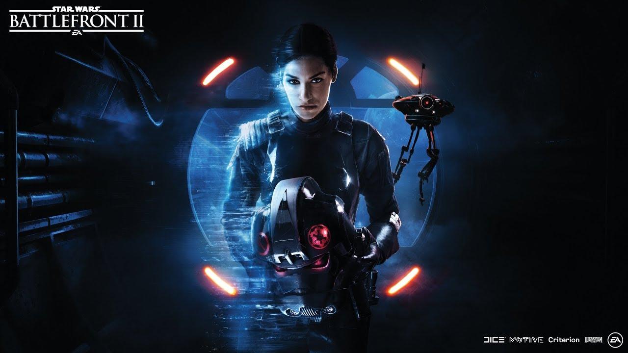 سافرت امريكا بس حتى العب لعبة ستار وارز باتلفرونت 2 | Star Wars Battlefront II Full Official Game