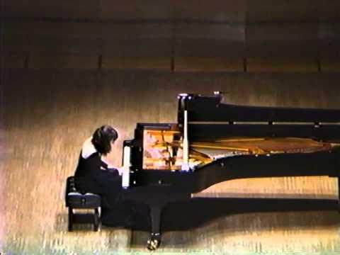 Natalia Trull plays LIszt - Rhapsodie espagnole