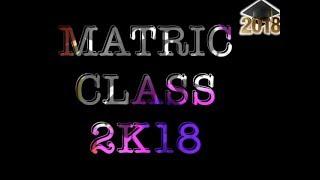 ENJABULWENI HIGH SCHOOL 2K18 VALEDICTION VIDEO