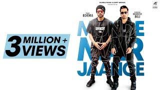 Munde Mar Jaange   Raghveer Boli feat. Bohemia   Jay K   Happy Raikoti   Humble Music