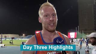 Day 3 Highlights | Dubai 2019