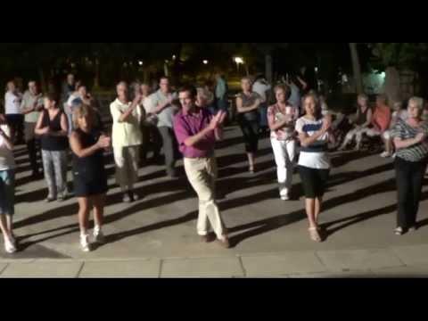 en línea masaje baile