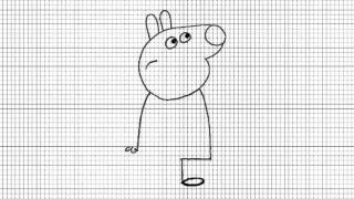 How to Draw Peppa Pig - video