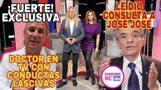 💣FUERTE: DOCTOR DE DESPIERTA AMERICA Y UN NUEVO DÍA ACUSADO POR CONDUCTAS LASCIVAS - CHISME NO LIKE