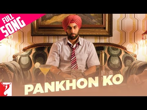 Pankhon Ko - Full Song | Rocket Singh - Salesman Of The Year | Ranbir Kapoor