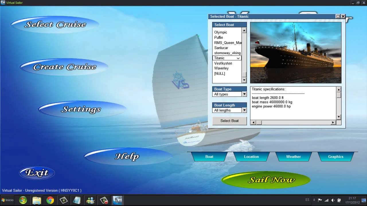 Virtual sailor 7 key crack
