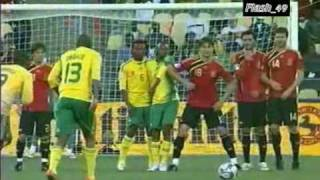 Repeat youtube video Spain 3-2 South Africa All Goals Confederations Cup HQ