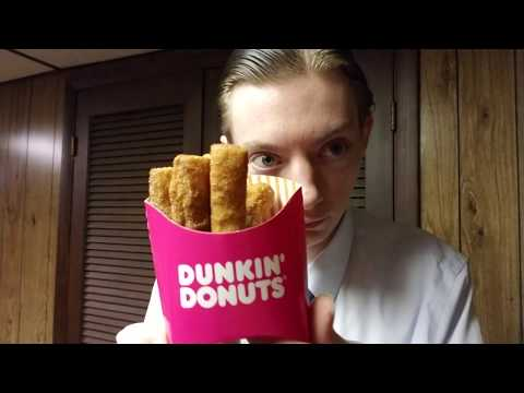 I Finally Review Dunkin' Donuts Donut Fries
