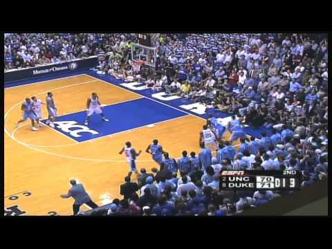 Top 5 Games - Duke/UNC in Cameron