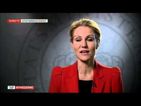 Interview with prime Minister Helle Thorning