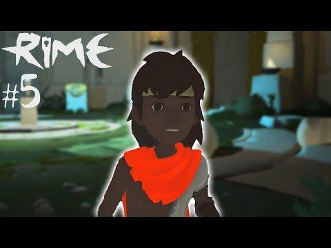 LE PASSÉ DU PETIT GARÇON ? - Let's Play Rime #5 ( FR )