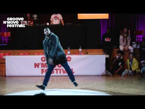GROOVE'N'MOVE BATTLE 2017 - Nelson Judge Demo