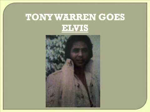 TONY WARREN GOES ELVIS - RELEASE ME