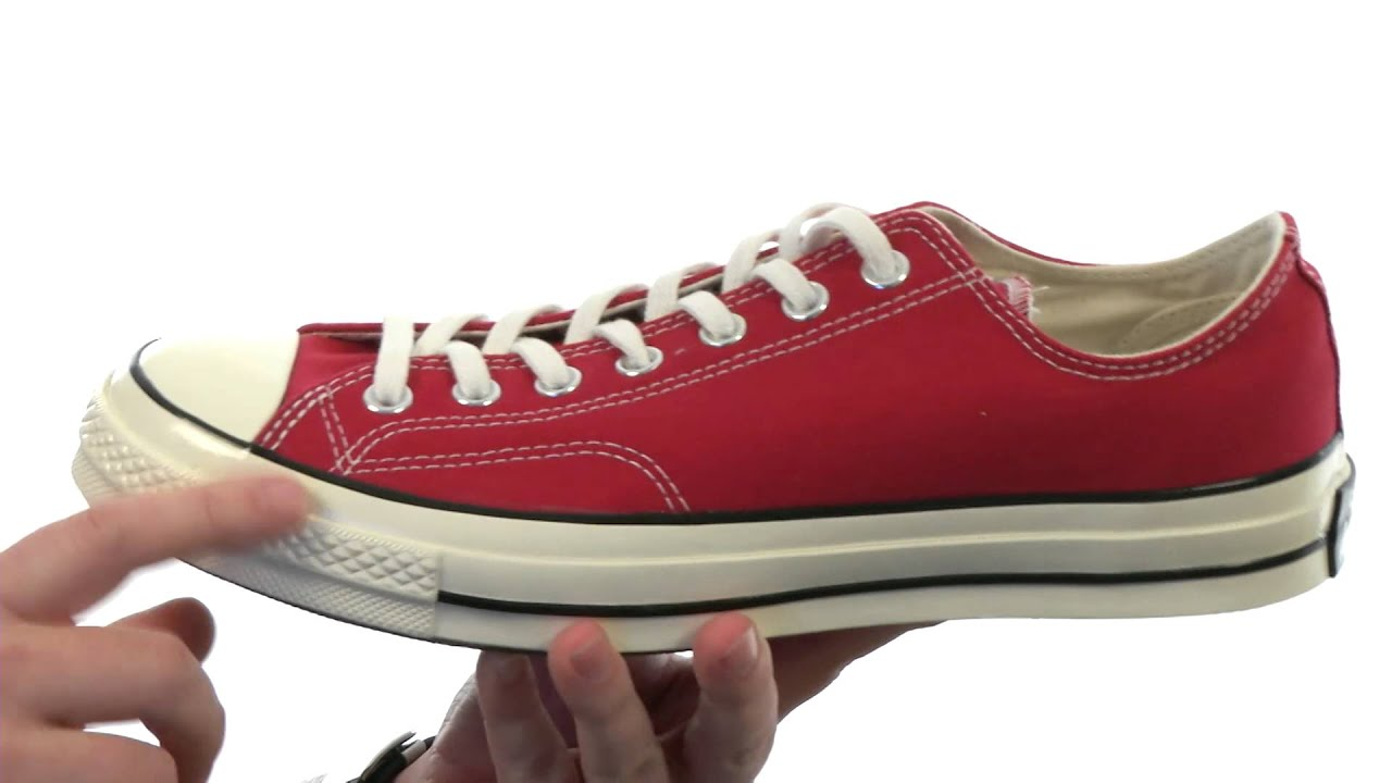 Converse Chuck Taylor® All Star®  70 Ox SKU 8263008 - YouTube bf79f25a3050