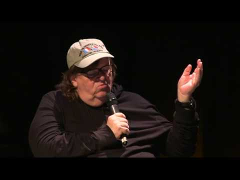 Sheffield Doc/Fest 2016: The Channel 4 Interview with Michael Moore
