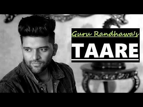 TAARE: Guru Randhawa | Rajat Nagpal | Lyrics Video Song | Punjabi Song