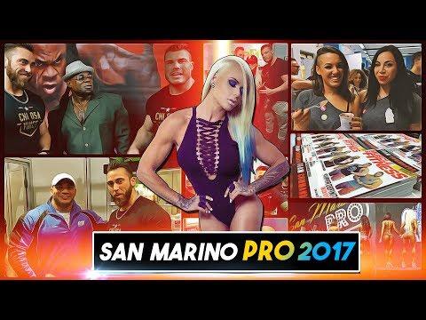 Esclusivo! KAI GREENE e BIG RAMY con il Team Commando ▪ San marino Pro 2017 ▪