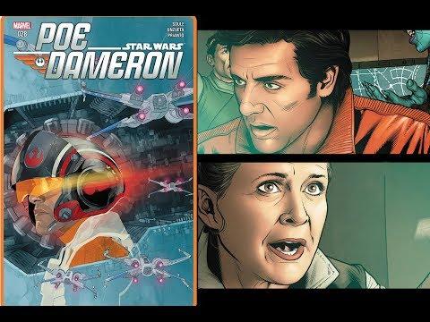 [Canon] Poe Dameron #28 The Awakening Part 3