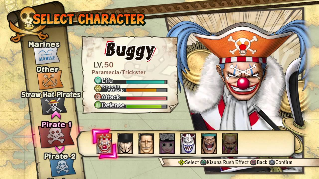 delicate colors uk cheap sale best supplier One Piece 3 Pirate Warriors - Defeat Garp within the time ...