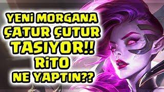 MORGANA REWORK EFSANE OLMUŞ !!! MİD DE YARGI VAKTİ GELDİ !!! | Apophis