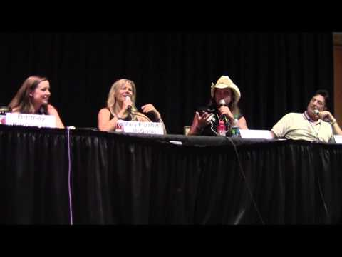 Metrocon 2014: Old School vs New School Voice Actor Panel