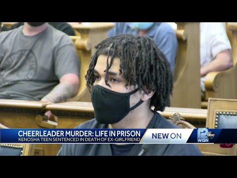 Teen Who Killed Ex-Girlfriend  Gets Life In Prison