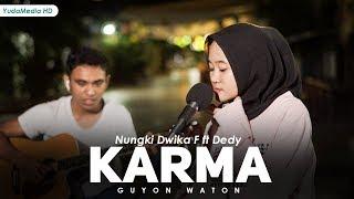 Karma - Guyon Waton ( Cover by Nungki Dwika)