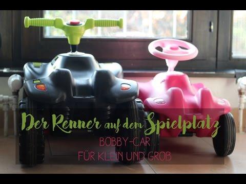 bobby car und bobby quad youtube. Black Bedroom Furniture Sets. Home Design Ideas
