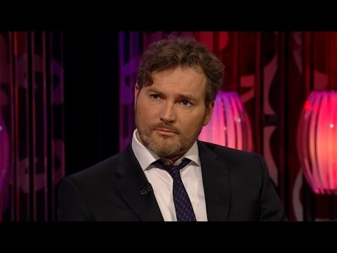 'Why didn't you just rip the bag off your head?' Peter O'Meara | The Saturday Night Show | RTÉ One