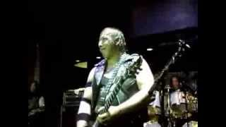 RAVEN - Live in Dallas, TX at THE BOILER ROOM 10-25-13