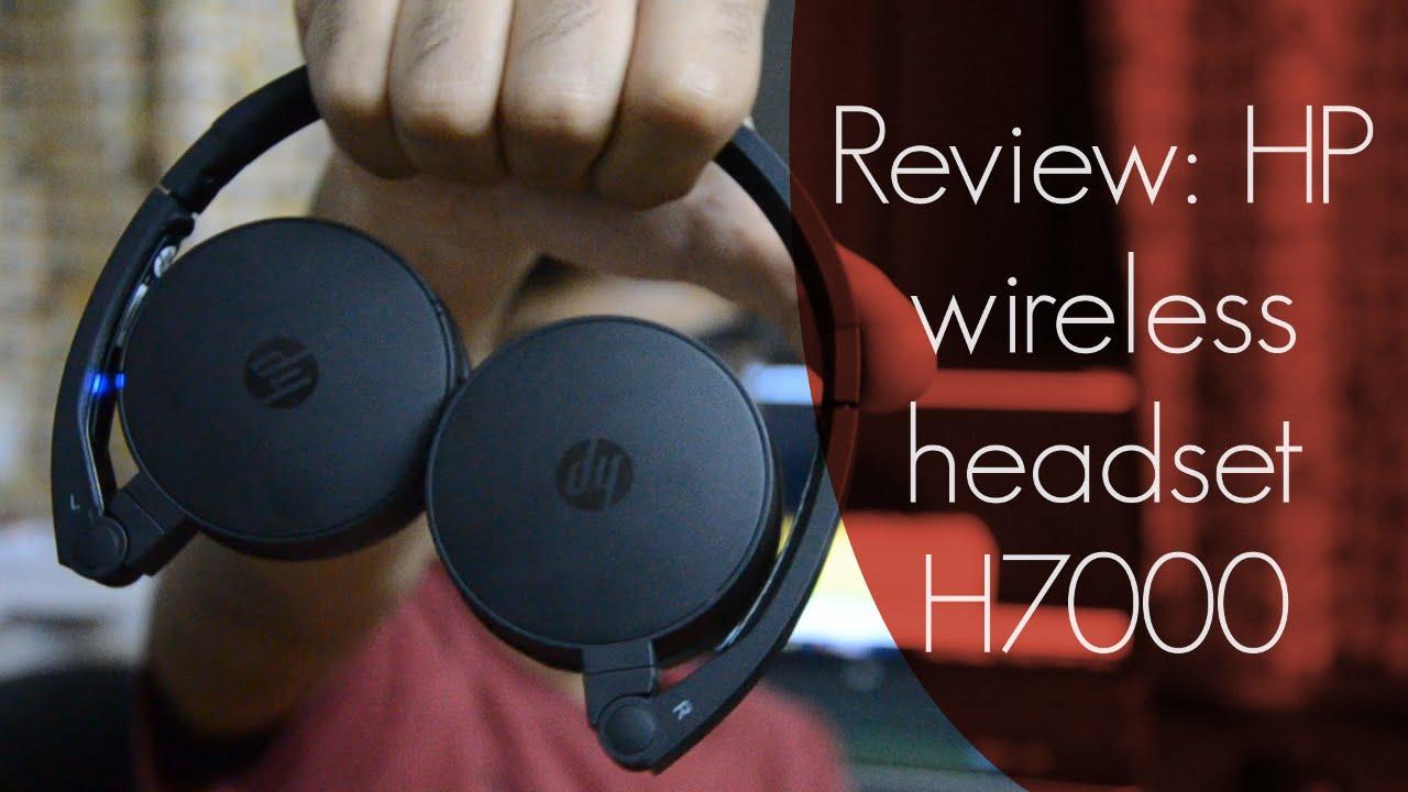 HP H7000 BLUETOOTH WIRELESS HEADSET DESCARGAR DRIVER