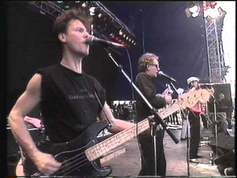 The Pogues Live Pink Pop MTV 24/07/88