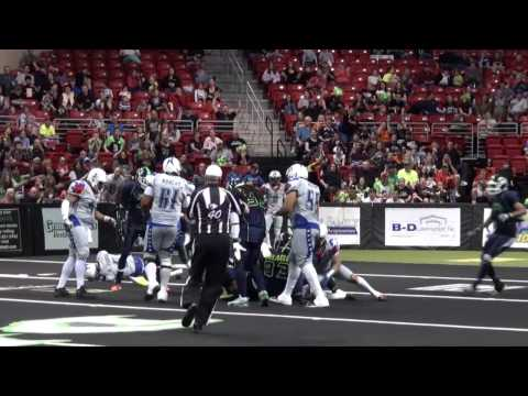 IFL: Nebraska Danger vs Texas Revolution