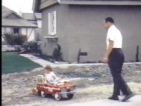 Jim's New Home, Garden Grove; Sept '64