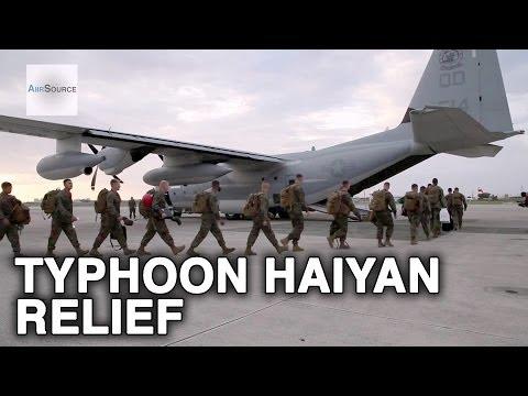 Typhoon Haiyan/Yolanda - U.S. 3rd Marine to Provide Humanitarian Assistance to Philippines