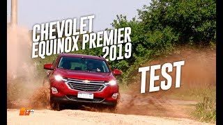 Chevrolet Equinox Premier AWD 2019 #equinox2018RCT  - Routiere - Pgm 495 MP3