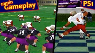 NCAA Gamebreaker 2000 ... (PS1) 60fps