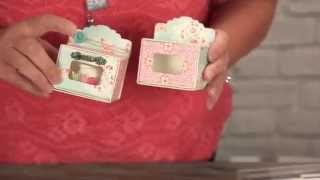 Create an Oven Gift Box with Eileen Hull(Visit Scrapbook.com for more Free Classes... http://www.scrapbook.com/classes/ Shop complete Sizzix Collection here..., 2015-11-24T16:52:04.000Z)