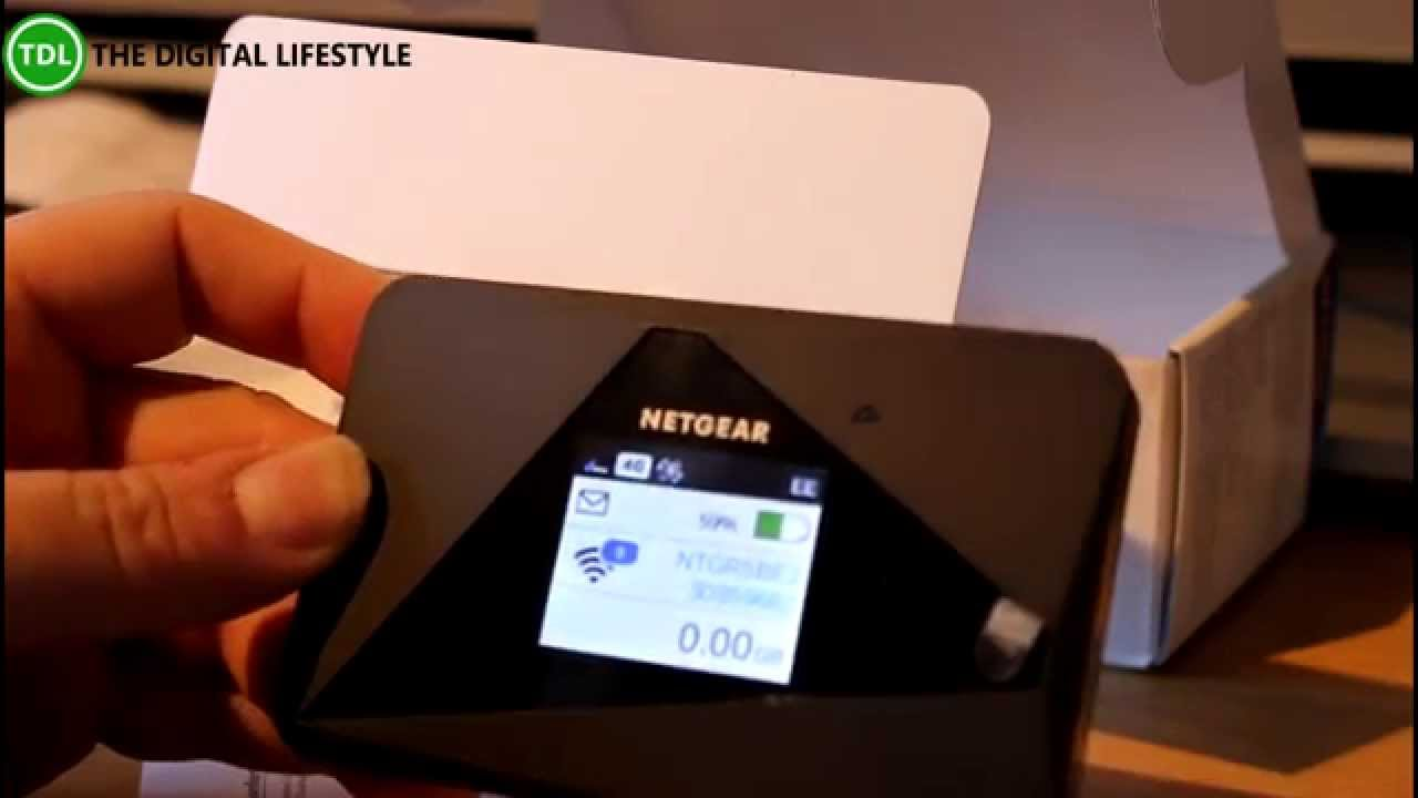 The Internet on the go: Netgear AirCard 785 Mobile Hotspot Review