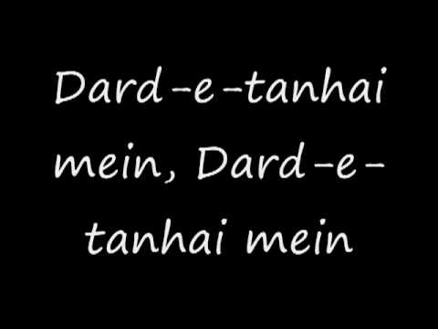 Sad lyrics in hindi