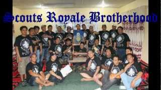 Scouts Royale Brotherhood 37th Anniversary - SRB KSAAA-ER