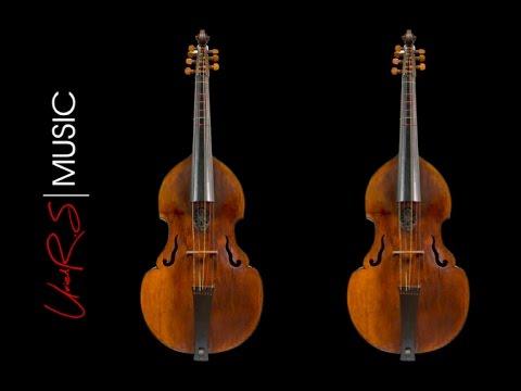 Instrument 5.Viola da gamba Bajo/Bass Viola da gamba - Uriel Rodríguez S.